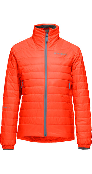 Norrøna Junior Falketind PrimaLoft Jacket Hot Chili